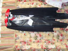 Men's Batman or Vampire theme pajamas union suit pj one piece S M L costume NEW
