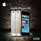 Apple iPhone 5S (AT&T) 4G LTE 16GB 32GB 64GB Refurbished Space Gray Silver Gold
