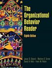 The Organizational Behavior Reader by Joyce S Osland