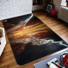 3D Sea Lightning 215 Non Slip Rug Mat Room Mat Quality Elegant Photo Carpet AU