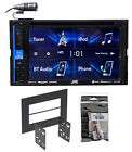 "JVC 6.2"" Bluetooth DVD Player Receiver iPhone/Android For 1993-07 Subaru Impreza"