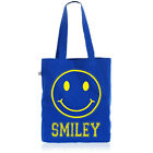 Smiley Face Baumwollbeutel Beutel Jutebeutel Tasche emoji icon chat sms gamer