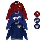 "MLB Mitchell & Ness ""Team History"" Vintage Warm Up Jacket w/ Patches Men's on Ebay"