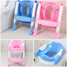 Style T Toilet Potty Step Trainer for Kids and Toddlers Training Seat