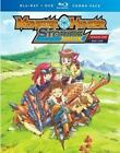 Monster Hunter Stories Ride On:ssn1 - Blu-Ray Region 1 Free Shipping!
