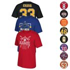 NHL Team Player Name & Number Jersey T-Shirt Collection Men's <br/> Available in Various Teams/Players/Colors