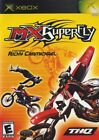 MX Superfly Featuring Ricky Carmichael - Original Xbox Game - Game Only
