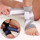 Plantar Fasciitis Sock Sleeve with Ankle Brace Strap For Support Pain Relief US