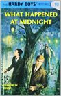 What Happened at Midnight (Hardy Boys Mysteries) by Dixon, Franklin W. Hardback