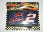 Vintage Rusty Wallace #2 Car Glow Lighted Auto Tag