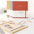Mother's Planner Diary During Pregnancy Baby Photo Memo Note Binder Album Book