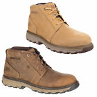 Mens Caterpillar Parker Chukka Safety Steel Toe/Midsole Work Boots Sizes 7 to 12