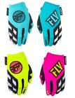 Fly Racing Kinetic Youth Womens Motocross MX ATV Gloves All Colors Sizes