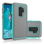 For Samsung Galaxy S9 / S9 Plus Phone Case Rugged Armor Hybrid Rubber Hard Cover