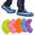 1 Pc Sale Floor Dust Mop Slippers House Cleaning Shoes Cover Polishing