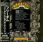 Freedom (60s) Is More Than A Word Japanese CD album (CDLP) AIRAC-1117