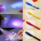New Multifunction Environmental Protection Plastic Magic LED Lights Stealth Pen