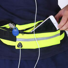 Waterproof Sports Runner Waist Bum Bag Running Jogging Belt Pouch Zip Fanny Pack image