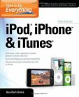 How to Do Everything iPod, iPhone & iTunes, Fift... by Hart-Davis, Guy Paperback