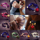 Fashion Korean Style Women Candy Colors Hair Band Rope Scrunchie Ponytail Holder