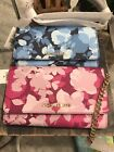 Michael Kors Jet Set Large Phone Crossbody Bag or Clutch in Saffiano Leather New