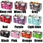 Insert Bag Organiser Handbag Women Travel Makeup Purse Wallet Pouch New Nice