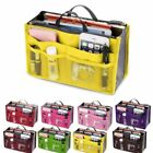 New Large Women Insert Handbag Internal Organiser Purse Pouch Purse Bag in Bag U