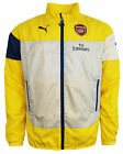 Puma Arsenal FC Fly Emirates 2014/15 Leisure Mens Jacket Yellow 746382 05 R