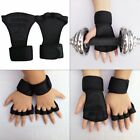 Unisex Fitness Gloves Weight Lifting Gym Sport Workout Training Wrist Wrap Strap