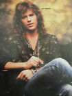 Kip Winger, Lita Ford, Double Full Page Vintage Pinup
