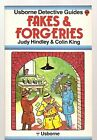 Fakes and Forgeries (Usborne Detective Guides) by King, Colin Paperback Book The