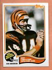 1982 Topps Football Singles #'s 1 - 256 Pick 1 Card From List EXC-NRMT $0.99 USD