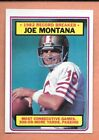 1983 Topps Football Singles Pick 1 Card From List  + Stickers EXC-NRMT $0.99 USD