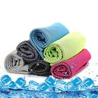 Sports Towel Cooling Fitness Yoga Gym Sweat Towel Cloth Outdoor Travel Exercise