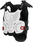 Alpinestars A-4 Chest Guard Protector White/Black/Red Mens All Sizes