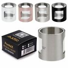 1pcs Replacement Pyrex Glass Metal Tube Spare Glass Tube for Aspire PockeX 2ml