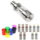 Replacement EC Head Coil Ti 0.5ohm Ni 0.15 ohm Pyrex Glass Tube for iJust 2 Tank