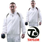 Thomas Taylor Bowls Mens Ace Sport XVI Jacket Lawn Bowls Track Top CLEARANCE