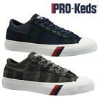 MENS PRO KEDS LACE UP TRAINERS CASUAL CANVAS SKATES PUMPS SHOES PLIMSOLLS SIZE