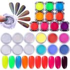 Nail Art Glitter Powder Dust Mirror Color Changing Holographic Effect Pigment
