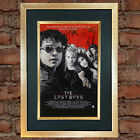 THE LOST BOYS Movie Poster Quality Autograph Mounted Signed Photo RePrint A4 731