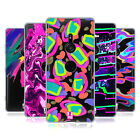 HEAD CASE DESIGNS COLOURFUL ABSTRACT SOFT GEL CASE FOR SONY PHONES 1