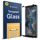 [2 PACK] Samsung Galaxy S8+ S9 S9 Plus Caseology Tempered Glass Screen Protector