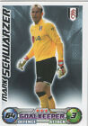 Match Attax 08/09 Fulham Hull Man City Cards Pick Your Own From List