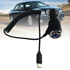 New USB Fast Car Auto Charger Adapter Type-C For Sansung Galaxy Cell Phone
