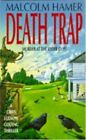 Death Trap (Chris Ludlow Golfing Thrillers) by Hamer, Malcolm Paperback Book The