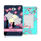 CUSTOM CUSTOMISED PERSONALISED DREAMY BLOSSOMS BACK CASE FOR SAMSUNG TABLETS 1