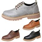 Martin Winter Mens Rounded Toe Brogues Trendy Wedding Shoes UK 5.5-10