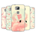 HEAD CASE DESIGNS FAB FLAMINGO SOFT GEL CASE FOR HUAWEI PHONES 2