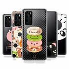 HEAD CASE DESIGNS KAWAII ANIMAL DONUTS SOFT GEL CASE FOR HUAWEI PHONES